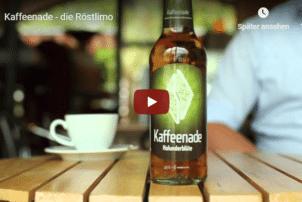 Kaffee Limo Kaffeenade Flasche