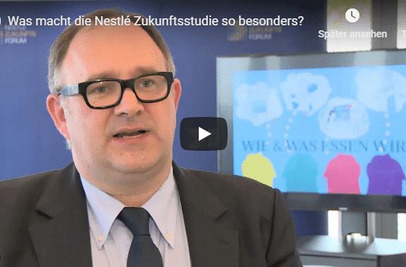 Nestlé Studie Zukunft 2030 Interview