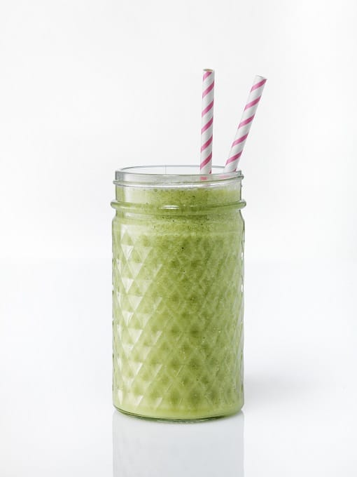 Smoothie_Birnen-Smoothie mit frischer Minze BestCon Findus