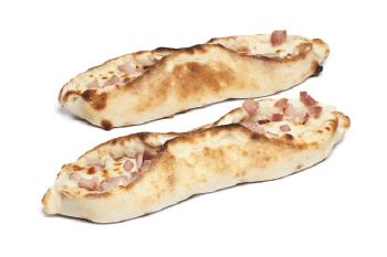 Barchetta Jonica - Schinken und Käse