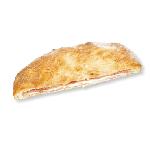 Focaccia mit Schinken und Käse