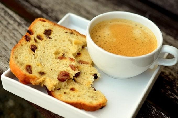 Kaffee Backwaren Kuchen