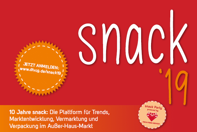 snack kongress 2019