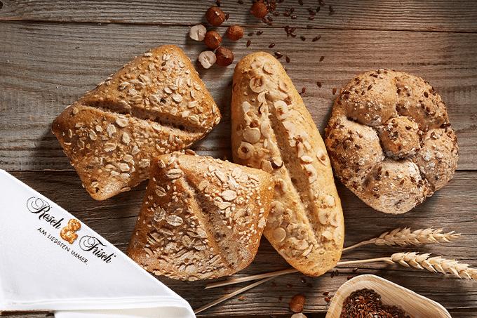 Brot Baguette Brötchen gastro Resch&Frisch