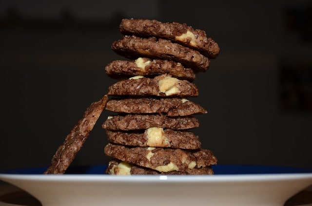 Brownie Cookie Keks Schokolade
