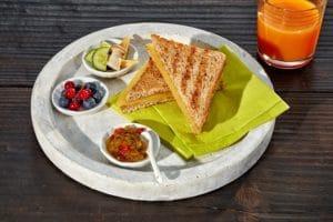 Sandwich Käse Montery Jack Dairygold