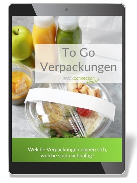 E-Book Tablet Verpackungen snackconnection