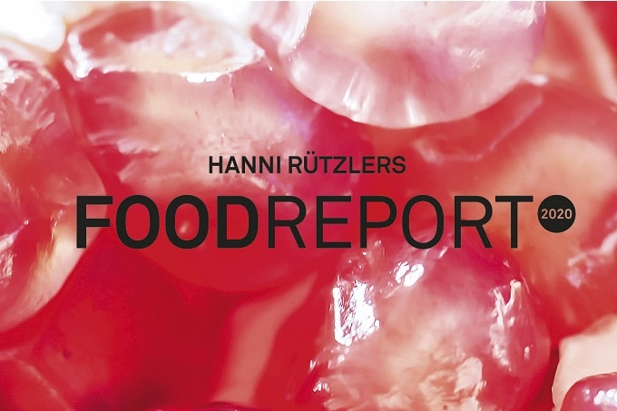 Food Report 2020 Hanni Rützler Cover