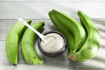 Bananenmehl grüne Banane backen