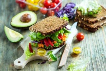 Gemüse-Sandwich | snackconnection