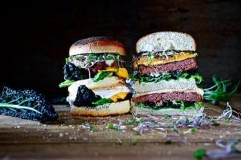 Burger vegan Bestcon Patty Gastro Ultimate Fleischersatz