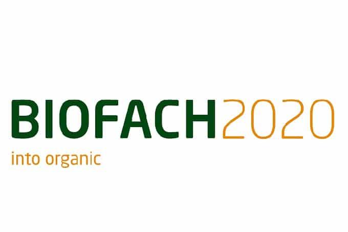 Biofach Messe Logo Gastronomie 2020
