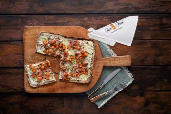 Flammkuchen mit Möhren Resch & Frisch |snackconnection