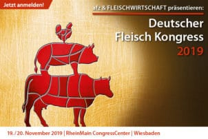 Fleischkongress 2019 Deutscher Fleisch Kongress Wiesbaden Messe