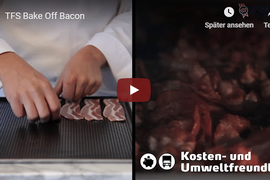Video Tulip Bake off Bacon