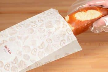 Rausch Papiertüte für Backwaren | snackconnection