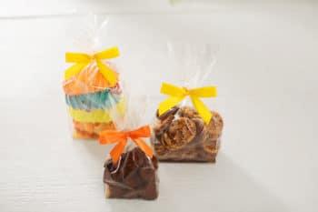 Rausch transparente Bag für Lebensmittel | snackconnection