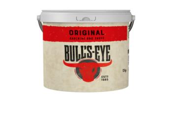 12 KG Kiste Bull´s-Eye Sauce Kraft Heinz