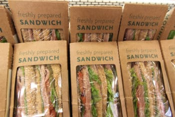 Sandwich Verpackung To Go