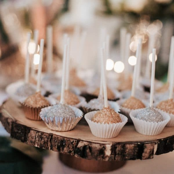 Cake Pops in Muffin Formen
