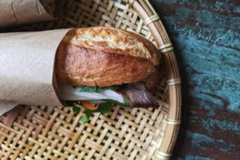 Banh mi Sandwich aus Vietnam