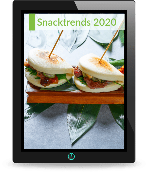 E-Book Snacktrends 2020 | snackconnection