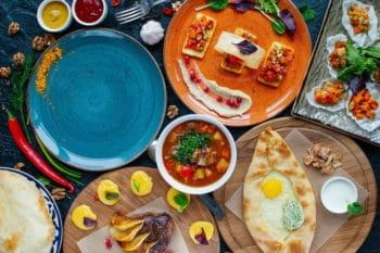 Ethno Food orientalische Snacks
