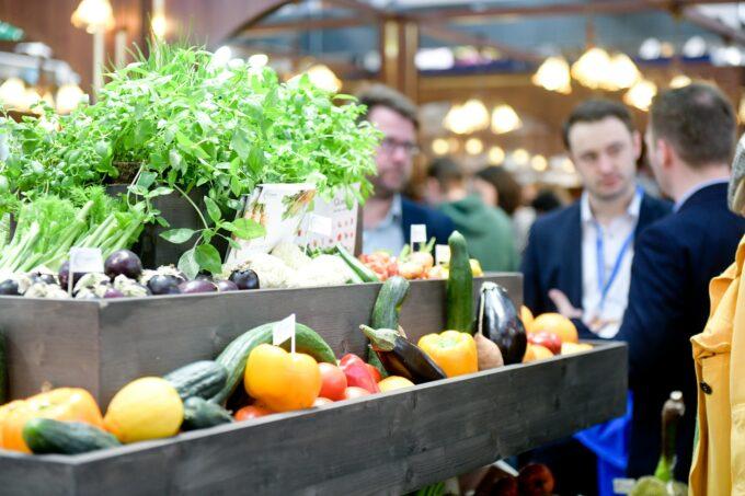 Internorga Gemüse