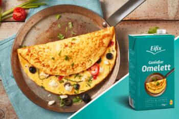 Omelett Eipro Fertigteig Packshot | snackconnection