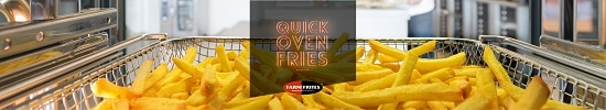 Farm Frites Quick Oven Frites