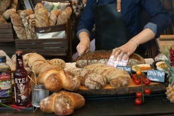 Bäckerei Backwaren Frühstück