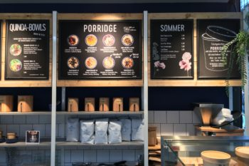 Haferkater Porridge