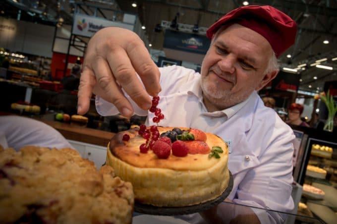 Intergastra Kuchen