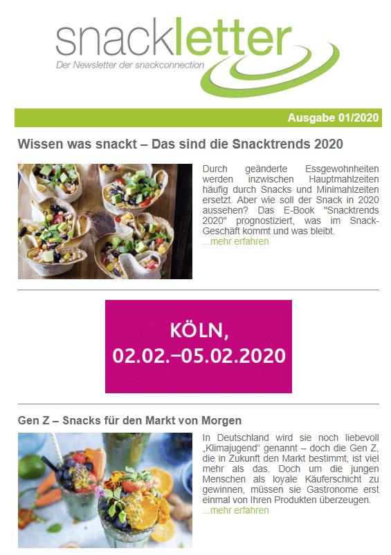 Newsletter Screenshot 01.20
