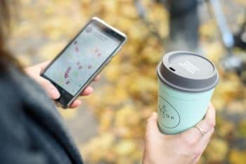 Recup App Pfandsystem Kaffeebecher