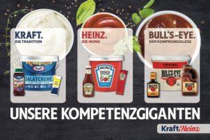 Kraft Heinz Marken Kraft Heinz Bull´s Eye