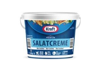 Kraft Heinz Salatcreme Eimer Verpackung