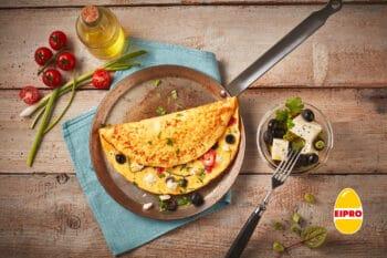 Omlette Oliven Tomaten Feta Eipro | snackconnection