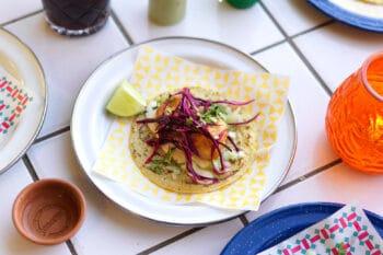 Fisch Taco Torverhallerne Dänemark | snackconnection