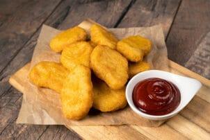 Fleisch Chicken Nuggets Foodworks |snackconnection