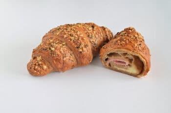Käse Schinken Croissant Füllung