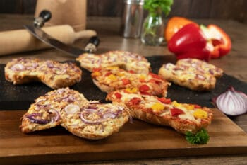 Rustino Szenerie Pizza Point of Food