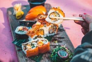 Sushi Kaburi Sorten