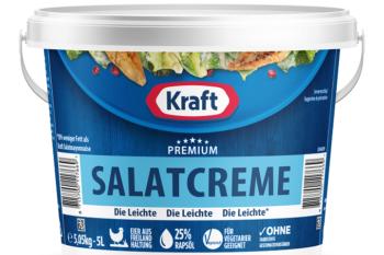 Salatcreme Eimer Verpackung