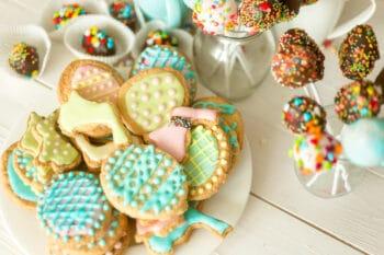 Cake pops Kekse Süßes