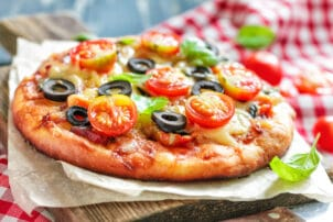Mini Pizza To Go | snackconnection
