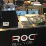 Rog Roll n Grill Gastrogerät
