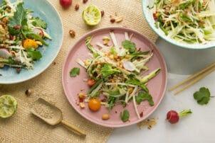 thailländischer Kohlrabisalat | snackconnection