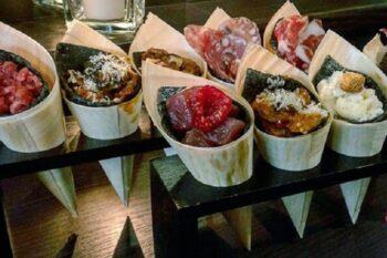 Itamaki Italien-Japan Hybrid Food