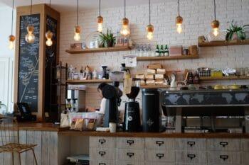 Coffee Shop Cafe